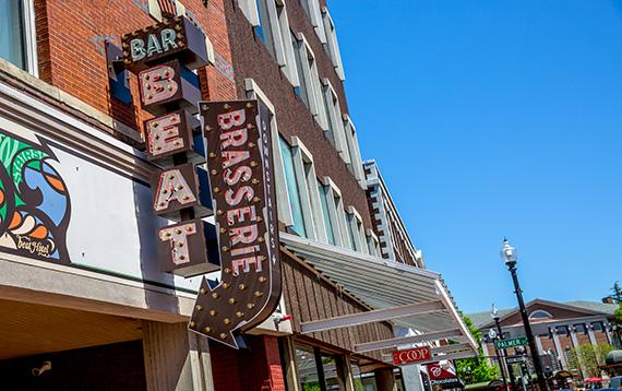Beat Brassere Restaurant and Bar Near Continuum Allston