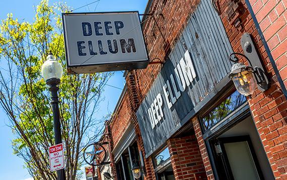 Deep Ellum Restaurant Allston